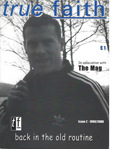 True Faith Newcastle United Issue 2 (Fanzine)