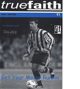 True Faith Newcastle United Issue 3 (Fanzine)