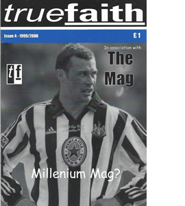 True Faith Newcastle United Issue 4 (Fanzine)
