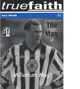 True Faith Newcastle United Issue 4 (Fanzine)