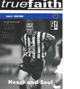 True Faith Newcastle United Issue 6 (Fanzine)