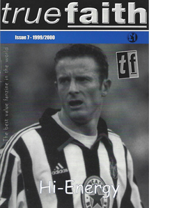 True Faith Newcastle United Issue 7 (Fanzine)