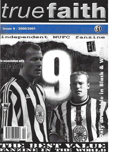 True Faith Newcastle United Issue 9 (Fanzine)