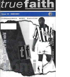 True Faith Newcastle United Issue 10 (Fanzine)