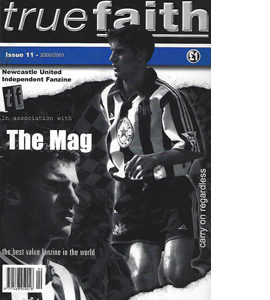 True Faith Newcastle United Issue 11 (Fanzine)