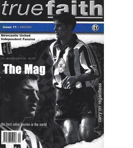 True Faith Newcastle United Issue 11 (Fanzine)