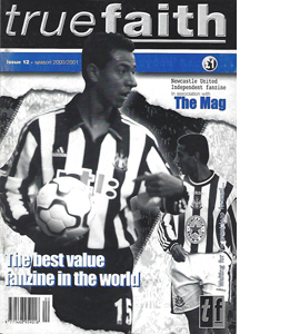 True Faith Newcastle United Issue 12 (Fanzine)