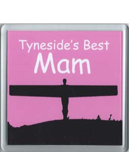 Tyneside's Best Mam Coaster