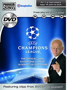 UEFA Champions League - Interactive Game (DVD)