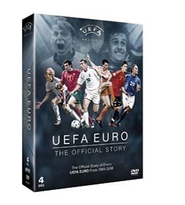 UEFA EURO The Official Story (DVD)