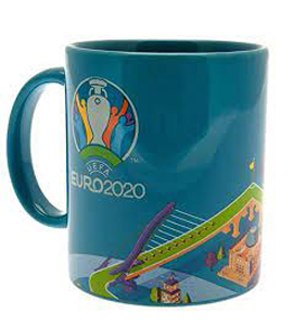 UEFA Euro 2020 Mug