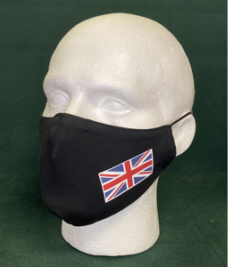 British Union Jack Flag (Face Mask)