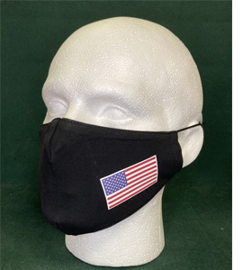 United States of America Stars & Stripes Flag (Face Mask)