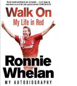 Walk On My Life In Red - Ronnie Whelan