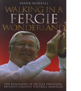 Walking in a Fergie Wonderland