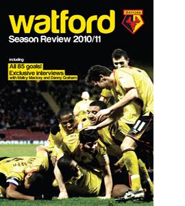 Watford FC Season Review 2010/11 (DVD)