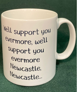 We'll Support You Evermore (Mug)
