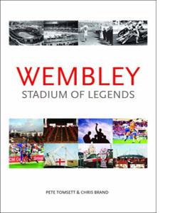 Wembley: Stadium of Legends (HB)