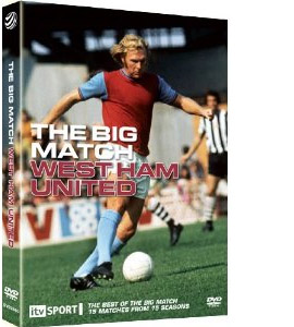 West Ham United: The Big Match (DVD)