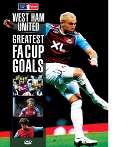 West Ham United Greatest FA Cup Goals (DVD)