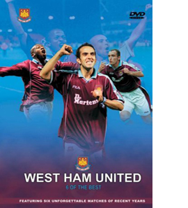 West Ham United 'Six of the Best' (DVD)