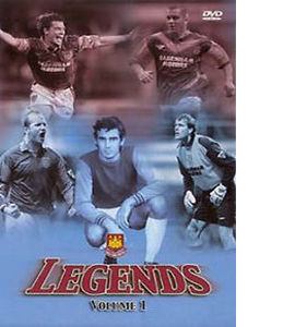 West Ham United - The Legends Volume 1