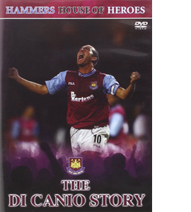 West Ham United: Hammers House of Heroes - Di Canio (DVD)