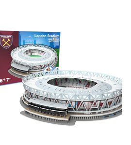 West Ham United 3D Football Stadium Puzzle