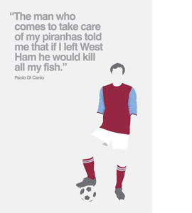 West Ham (Greetings Card)