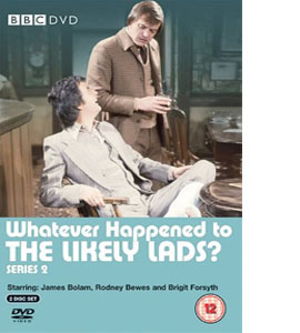 Whatever Happened To The Likely Lads - Series 2 (DVD)