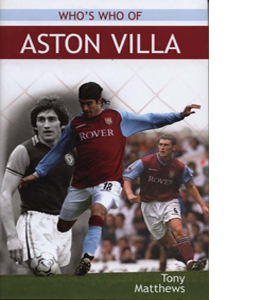 Who's Who of Aston Villa (HB)