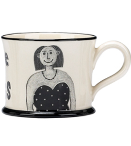 Why Aye Bonny Lass (Mug)