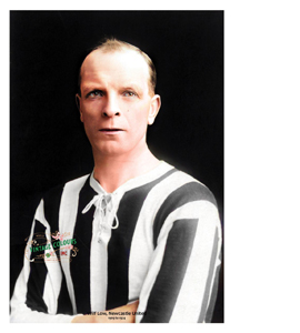 Wilf Low Newcastle United Legend 1909-1924 (Print)