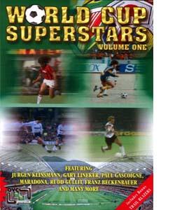 World Cup Superstars: Volume 1 (DVD)