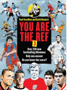 You are the Ref 3 (HB)
