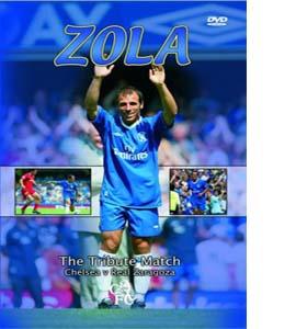 Zola - Chelsea FC