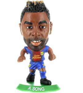 Barcelona Soccer Starz Alex Song (2014)