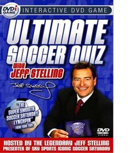 eff Stelling's Ultimate Soccer Quiz (DVD)