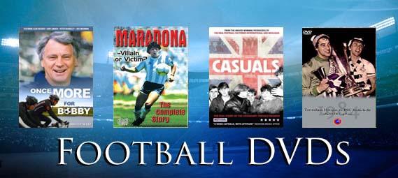 Football DVDs