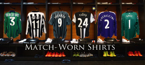 Match Worn Shirts