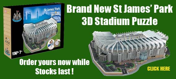 St James' Park Stadium